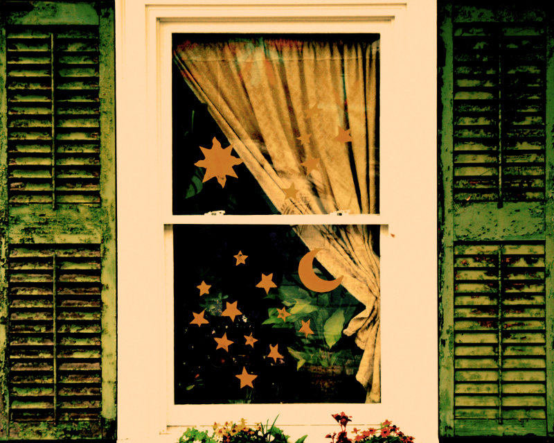 The Candler's Window by Russell Streur