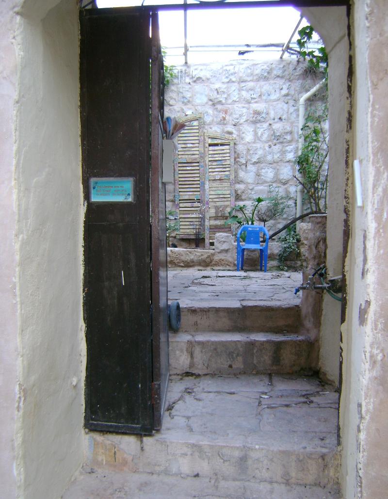 Doorway - KJ Hannah Greenberg