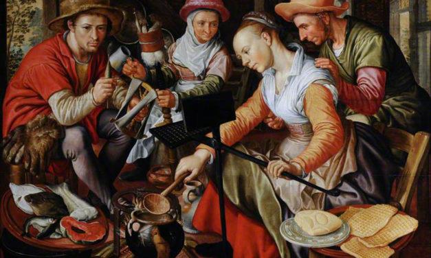 Parker Schofield – Gravy, the Grace of God