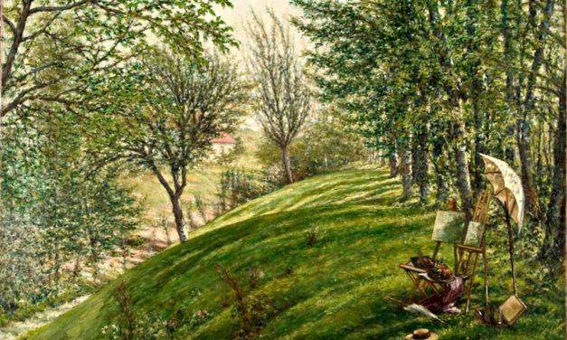 Mark J. Mitchell – Five Poems