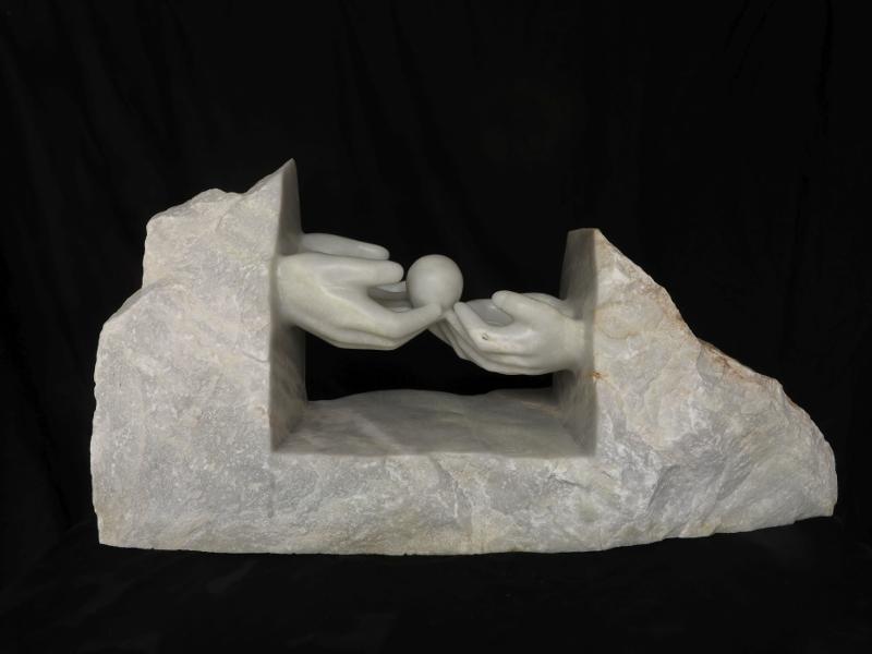 Anne Cecile Surga – Five Sculptures