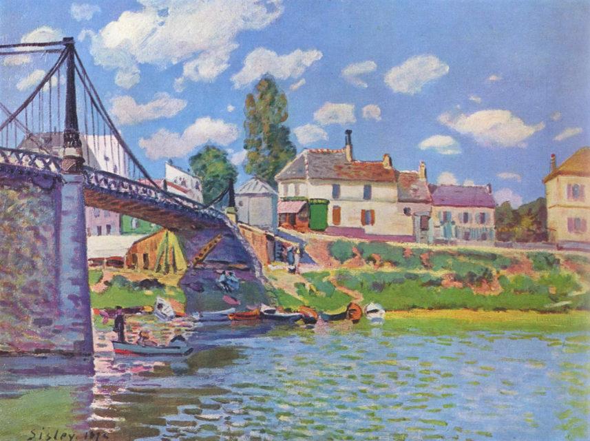 Foster Trecost – Bridges Are A Lot Like Long Corridors