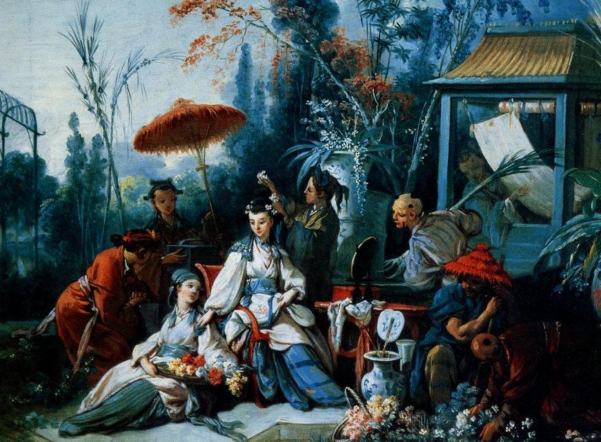 Yu-Han Chao – Four Poems