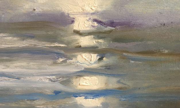 Judith Skillman – Five Paintings