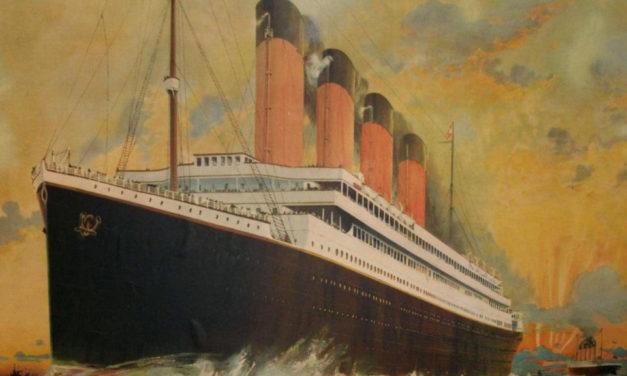 Gail Tyson – Titanic Redux