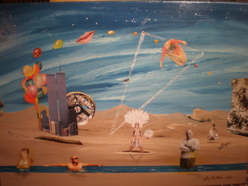 Gary Van Haas – Four Dreamscapes